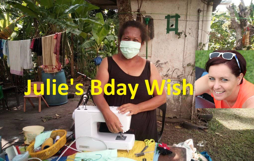 Image of  Empowering women by developing micro industries - Julie's birthday wish