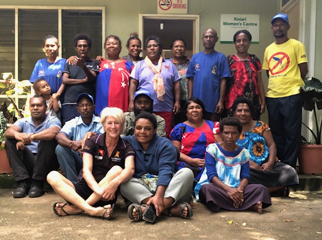 Image of  Kokoda Track Community Healthcare Worker Development